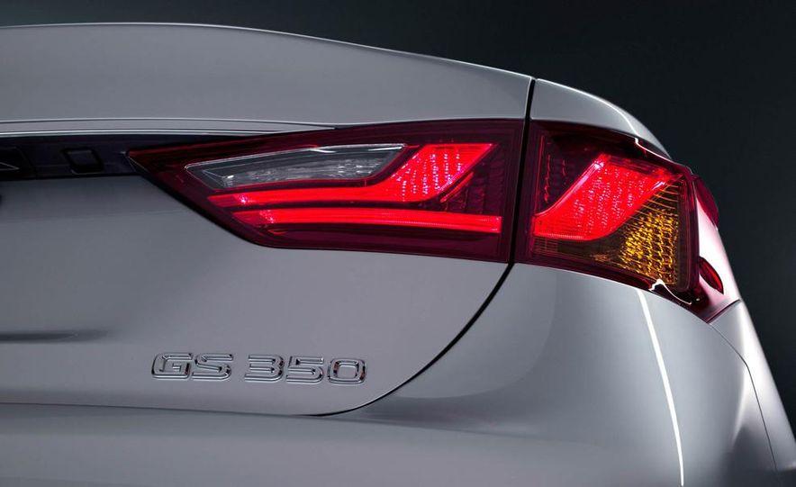 2014 Lexus GS350 - Slide 42