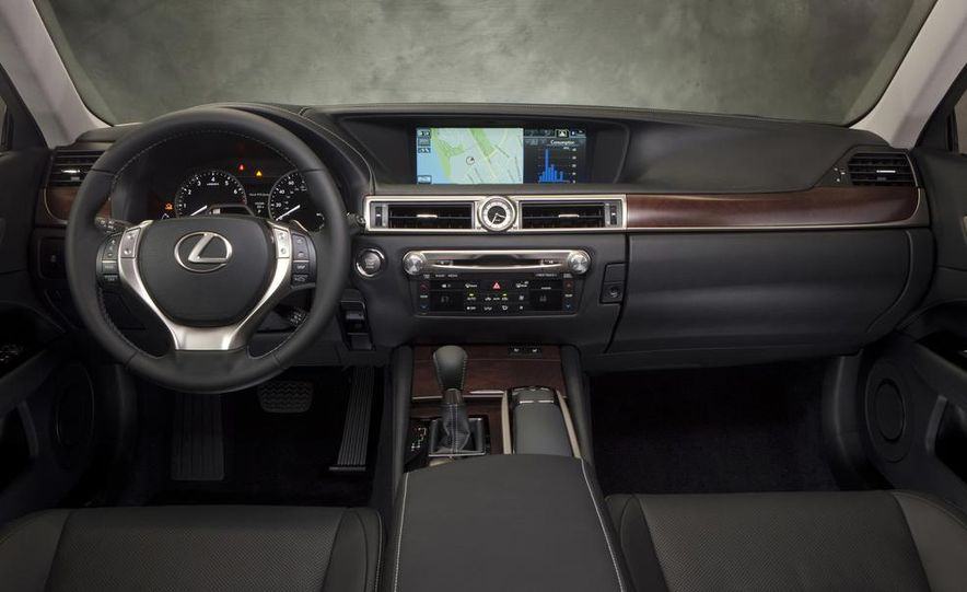 2014 Lexus GS350 - Slide 3