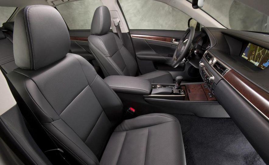2014 Lexus GS350 - Slide 4