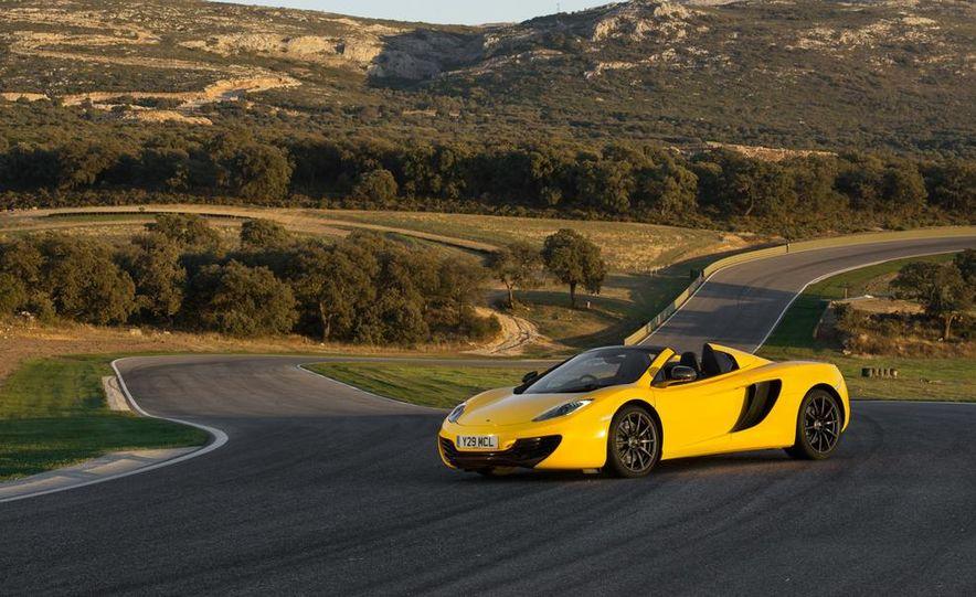 McLaren 12C GT Sprint - Slide 7