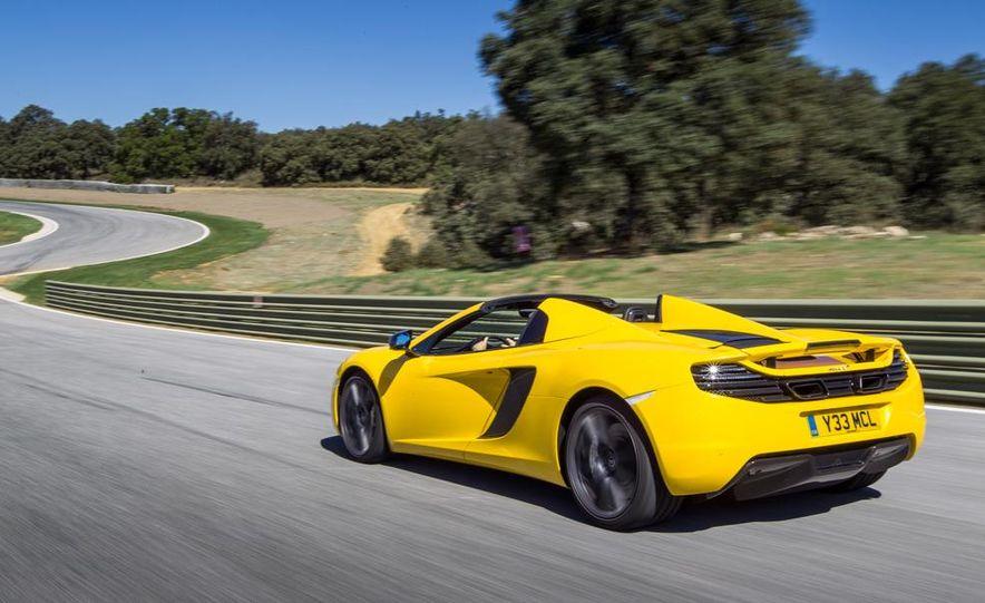McLaren 12C GT Sprint - Slide 22