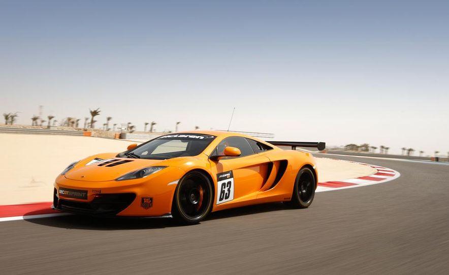 McLaren 12C GT Sprint - Slide 1
