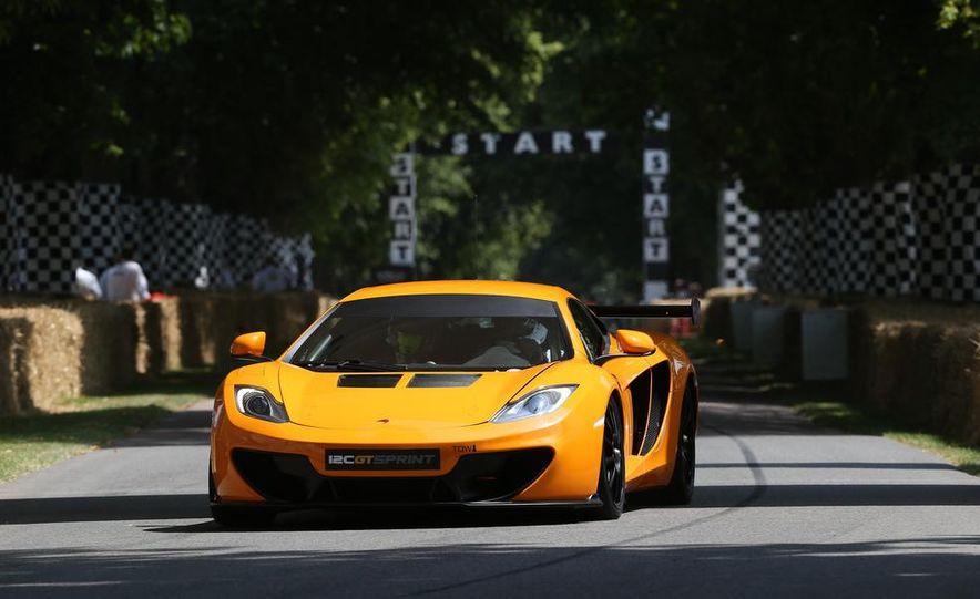 McLaren 12C GT Sprint - Slide 2