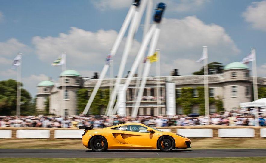 McLaren 12C GT Sprint - Slide 3