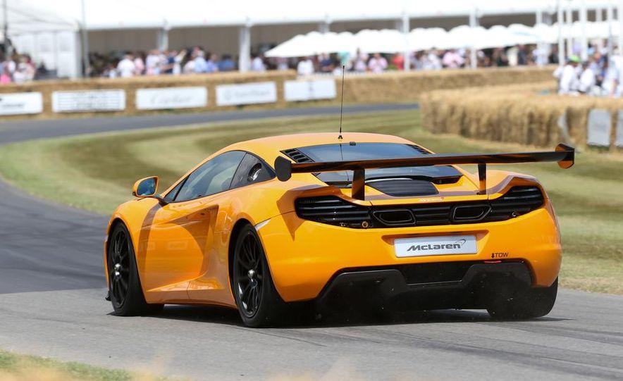 McLaren 12C GT Sprint - Slide 4