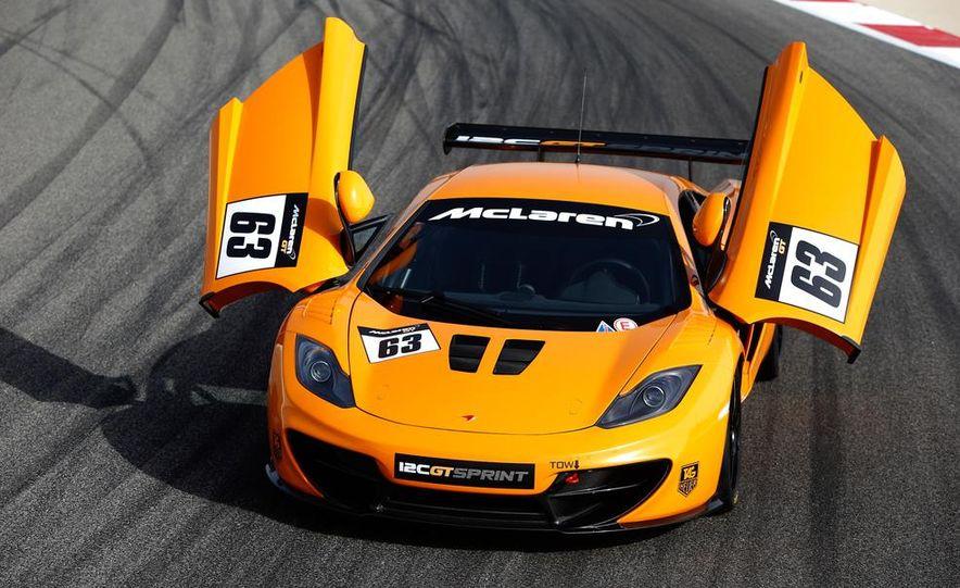 McLaren 12C GT Sprint - Slide 5