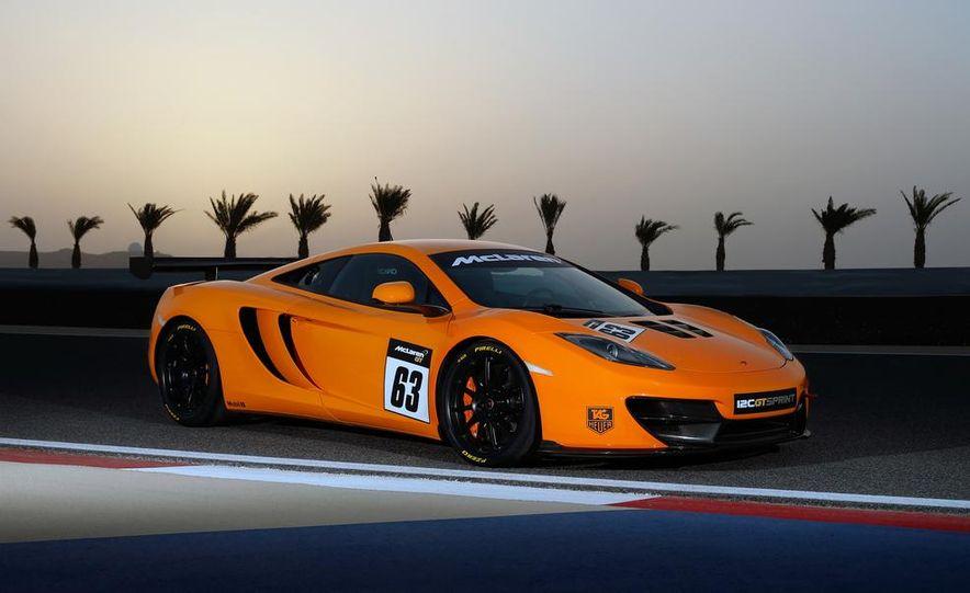 McLaren 12C GT Sprint - Slide 6