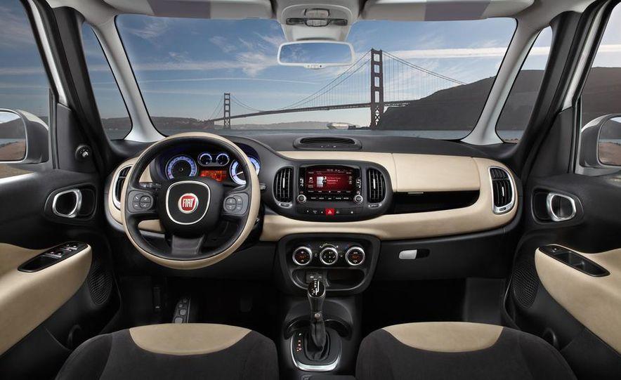 2014 Fiat 500L - Slide 35