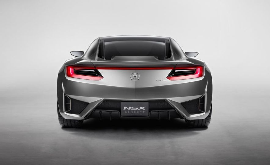 NSX Concept-GT race car - Slide 27