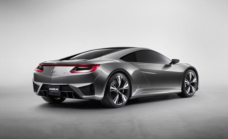 NSX Concept-GT race car - Slide 28