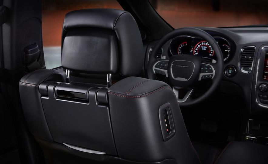 2014 Dodge Durango Limited - Slide 36