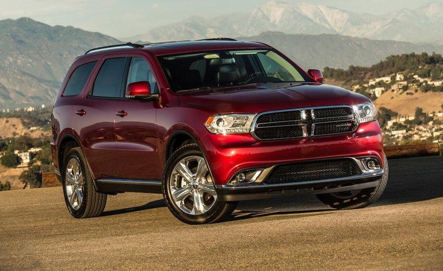 2014 Dodge Durango Limited - Slide 13
