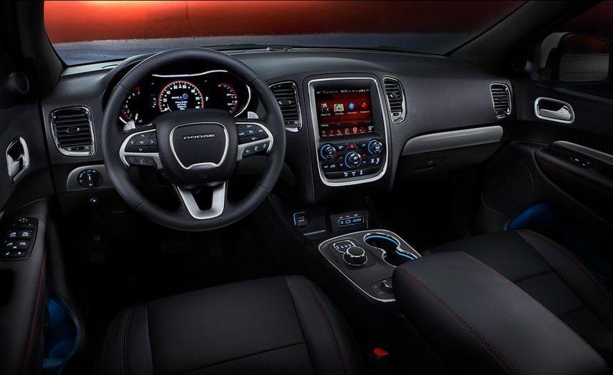 2014 Dodge Durango Limited - Slide 94