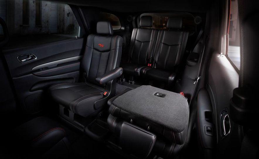 2014 Dodge Durango Limited - Slide 100