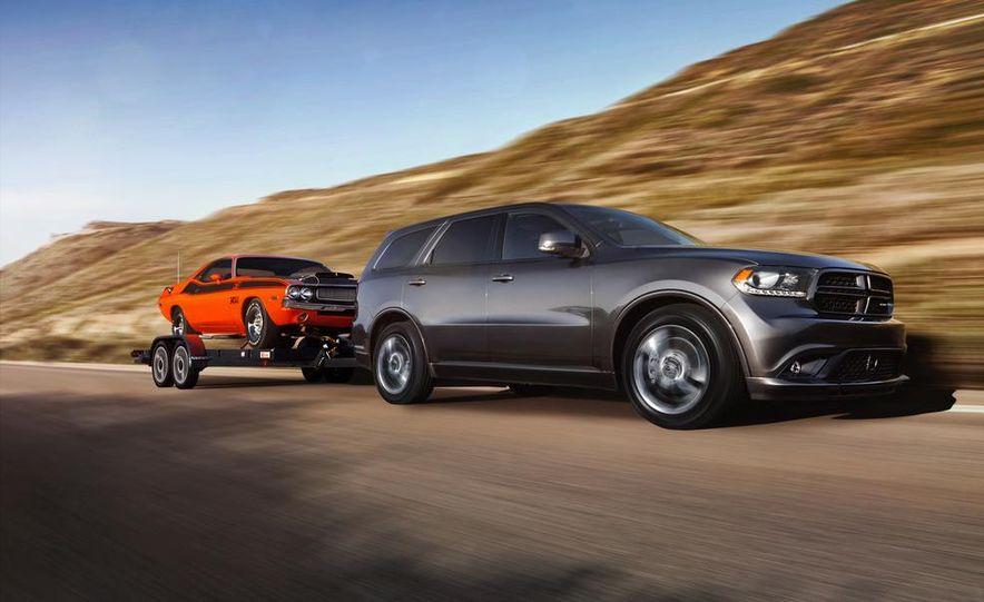 2014 Dodge Durango Limited - Slide 41