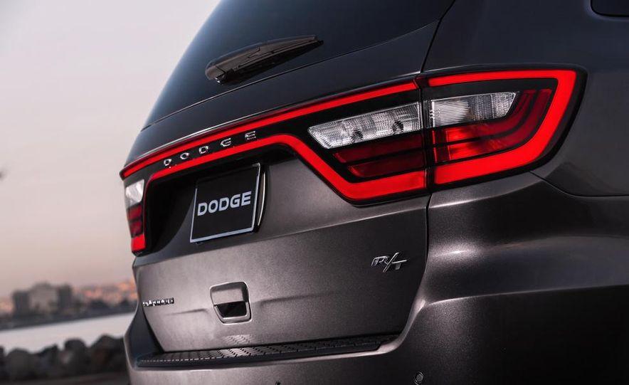 2014 Dodge Durango Limited - Slide 51