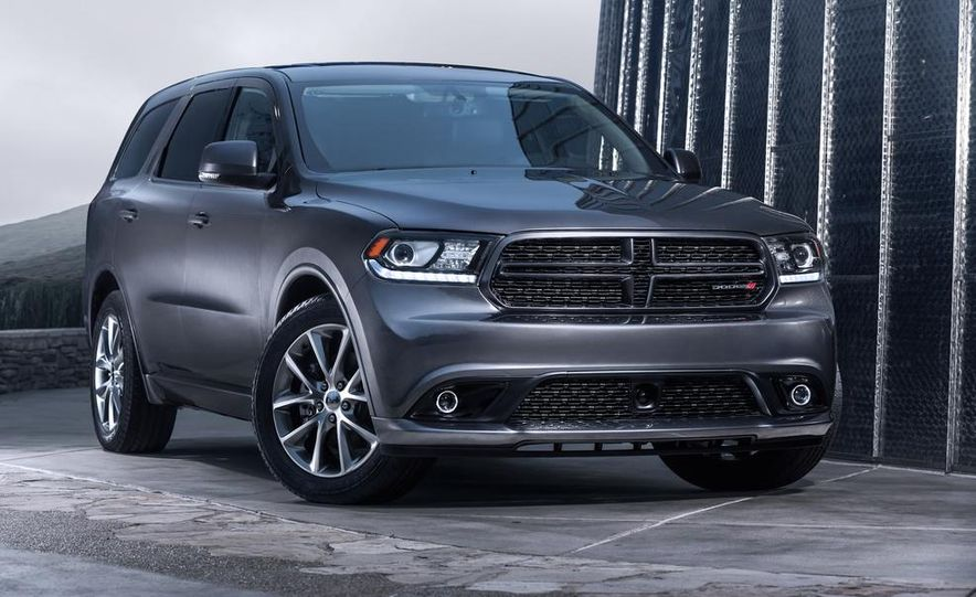 2014 Dodge Durango Limited - Slide 58