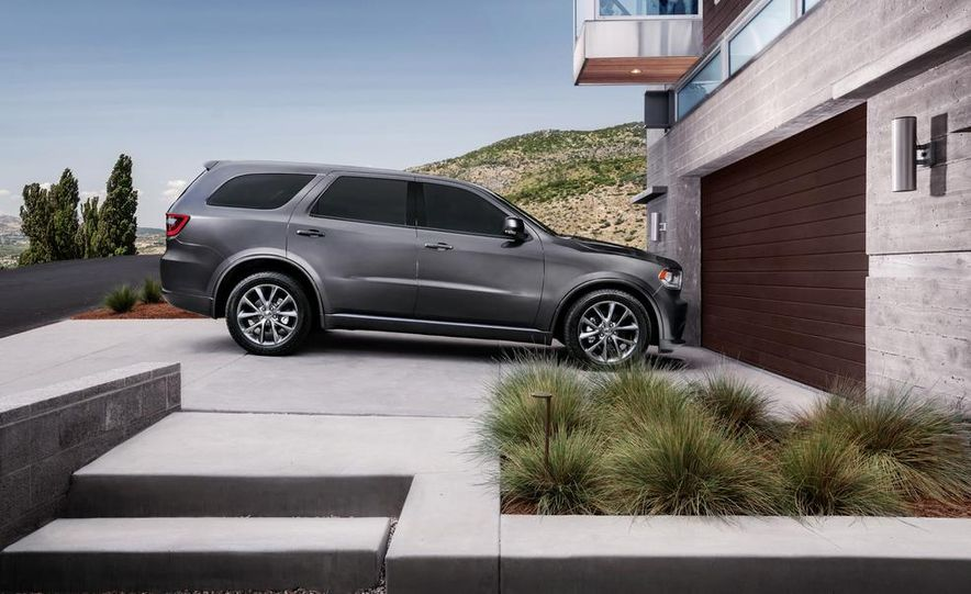 2014 Dodge Durango Limited - Slide 68