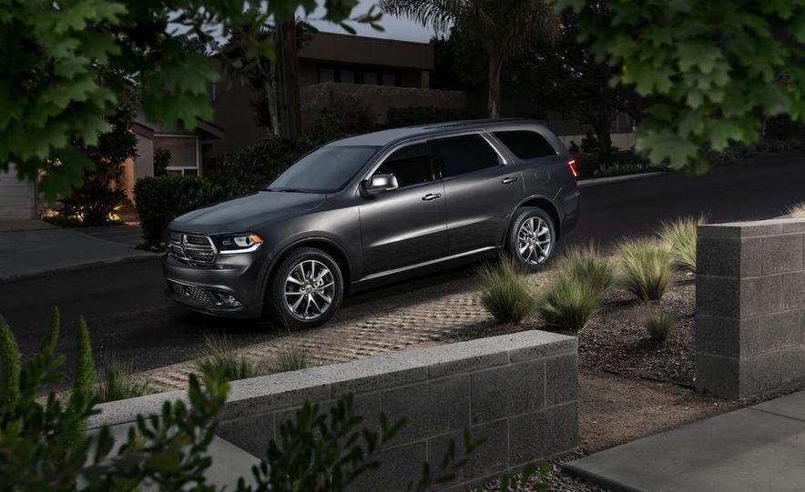 2014 Dodge Durango Limited - Slide 72