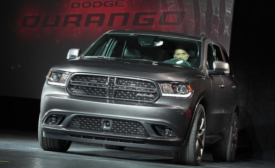 2014 Dodge Durango Limited - Slide 74