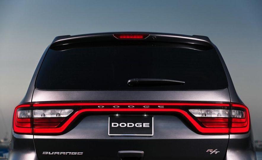 2014 Dodge Durango Limited - Slide 91