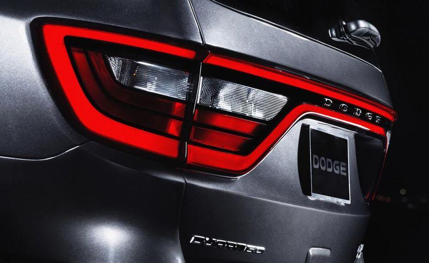 2014 Dodge Durango Limited - Slide 93