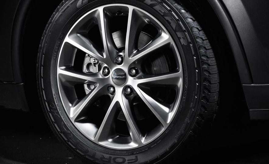 2014 Dodge Durango Limited - Slide 89