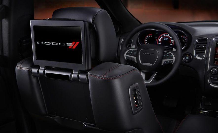2014 Dodge Durango Limited - Slide 37