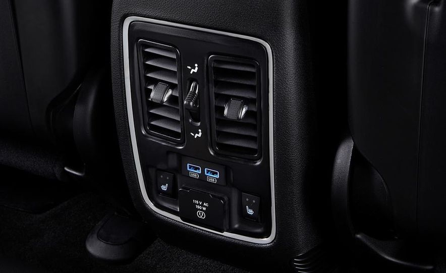 2014 Dodge Durango Limited - Slide 35