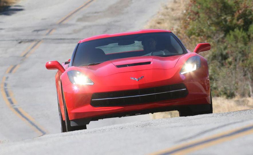 2014 Chevrolet Corvette Stingray - Slide 1