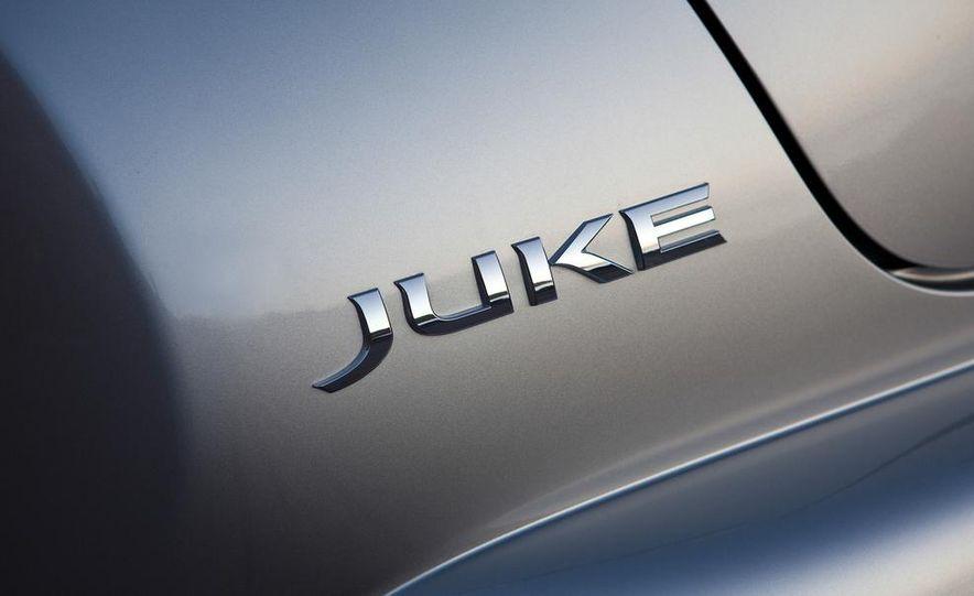2013 Nissan Juke SL AWD - Slide 43