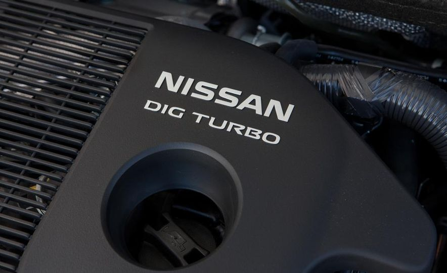 2013 Nissan Juke SL AWD - Slide 62
