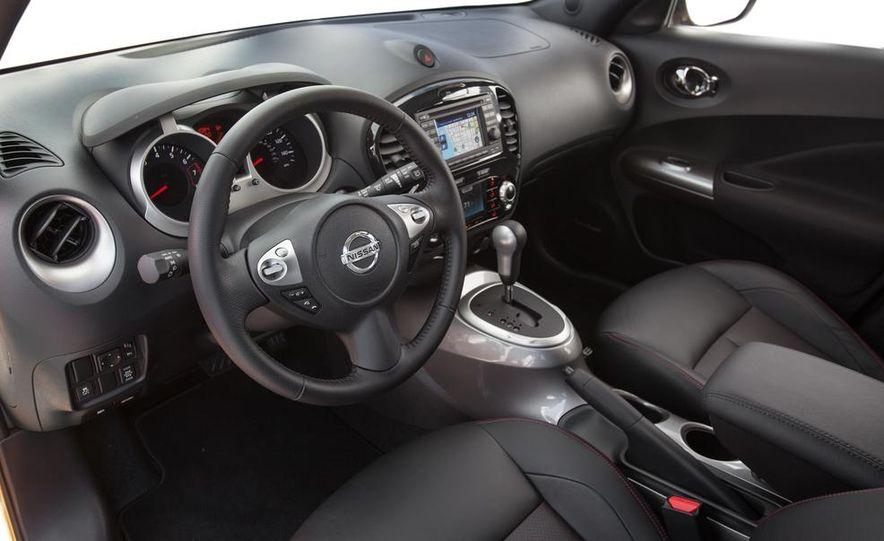 2013 Nissan Juke SL AWD - Slide 45