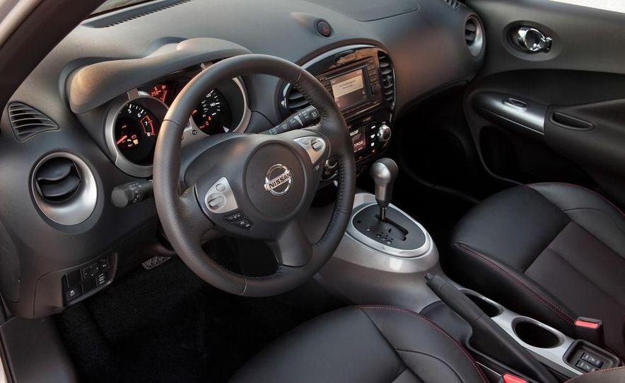 2013 Nissan Juke SL AWD - Slide 46