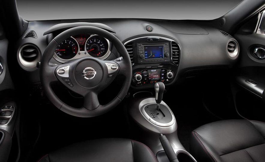 2013 Nissan Juke SL AWD - Slide 47