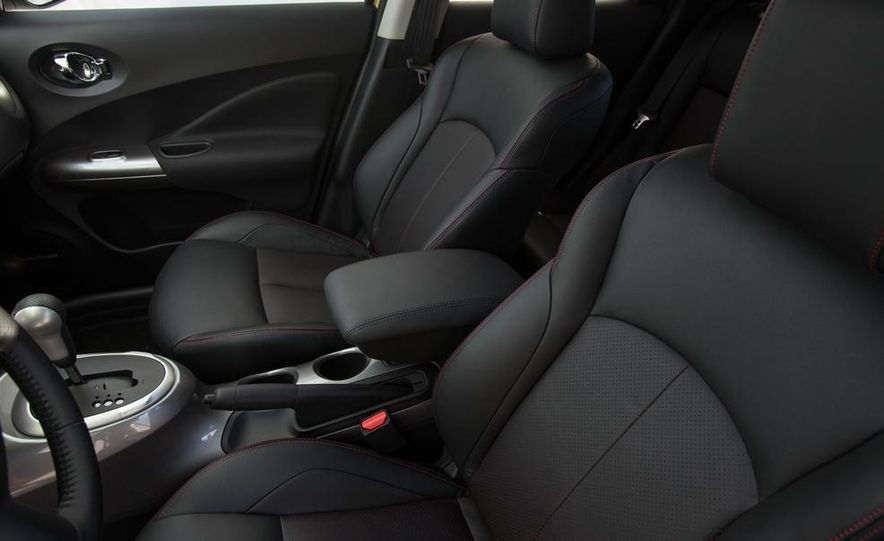 2013 Nissan Juke SL AWD - Slide 48
