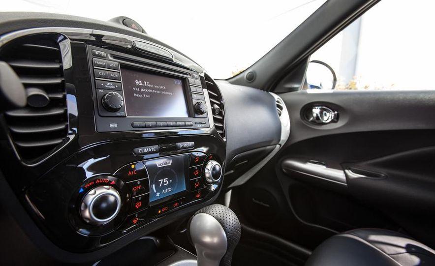 2013 Nissan Juke SL AWD - Slide 49