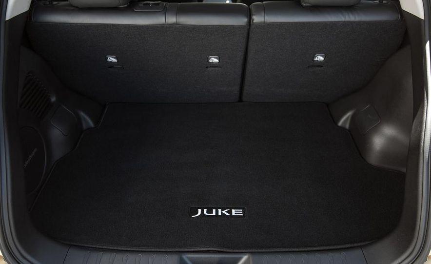2013 Nissan Juke SL AWD - Slide 59