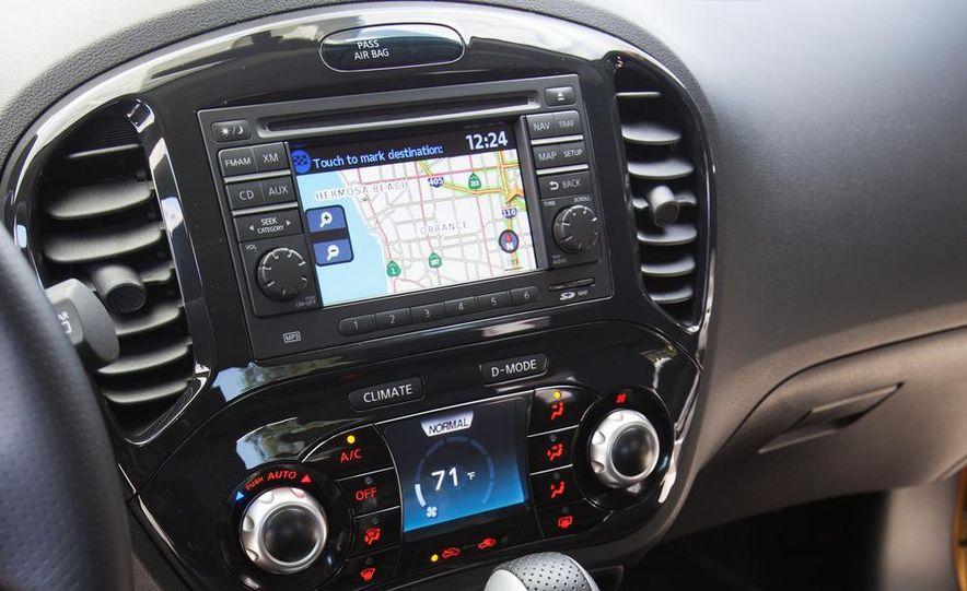 2013 Nissan Juke SL AWD - Slide 50
