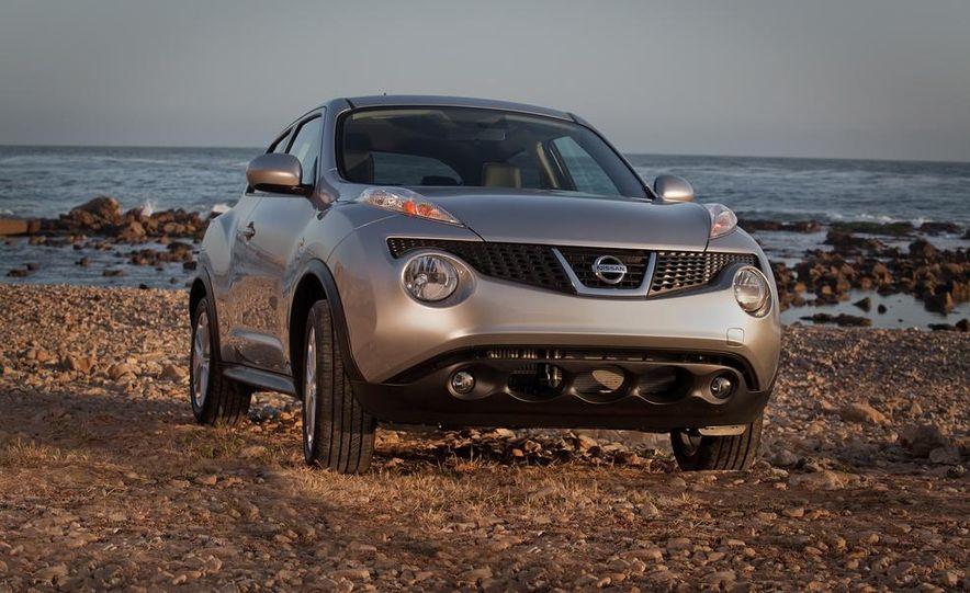 2013 Nissan Juke SL AWD - Slide 28