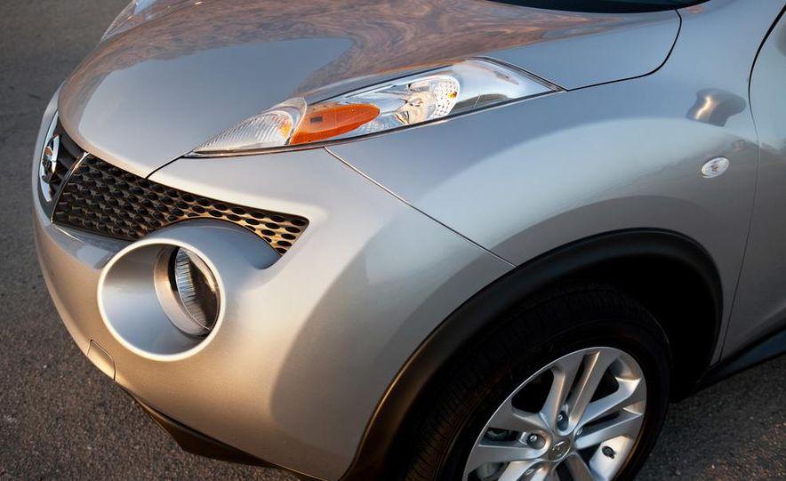2013 Nissan Juke SL AWD - Slide 38