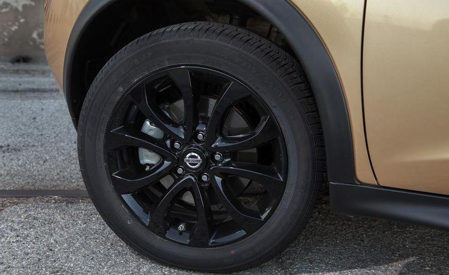 2013 Nissan Juke SL AWD - Slide 26
