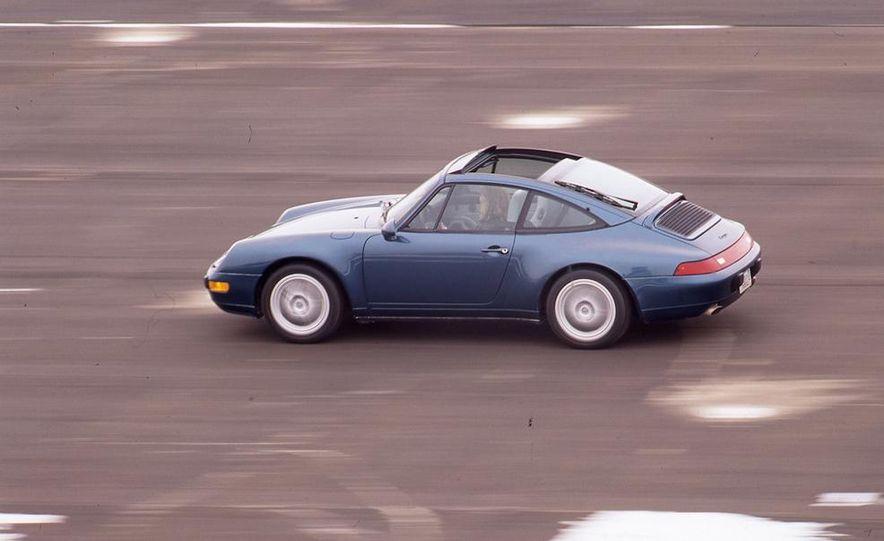 1996 Porsche 911 Carrera Targa - Slide 1