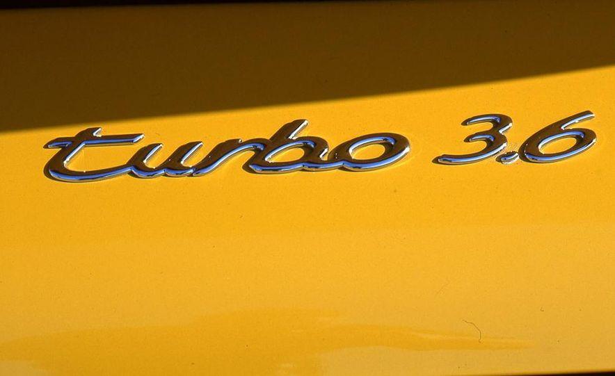 1994 Porsche 911 Turbo 3.6 - Slide 6