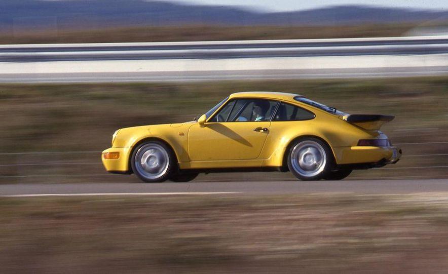 1994 Porsche 911 Turbo 3.6 - Slide 1