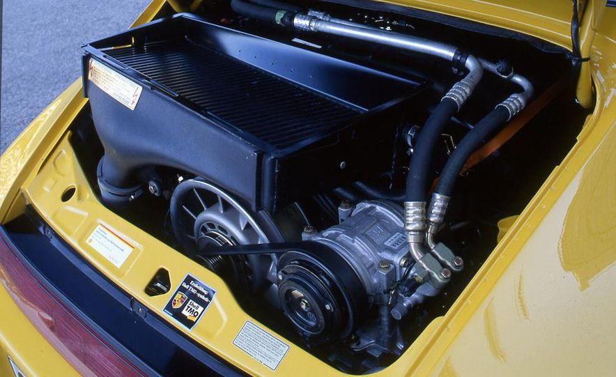 1994 Porsche 911 Turbo 3.6 - Slide 8