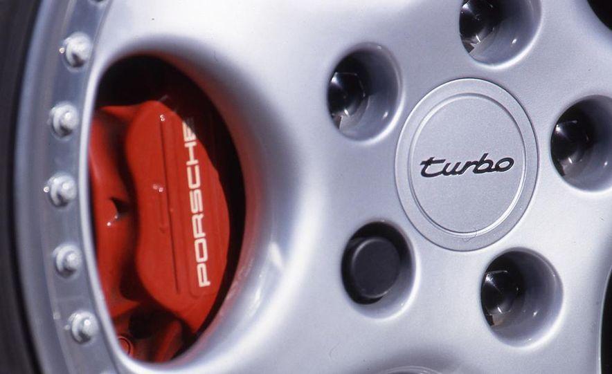 1994 Porsche 911 Turbo 3.6 - Slide 5