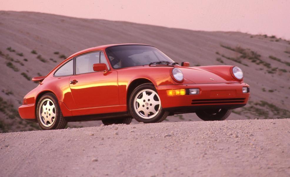 1990 Porsche 911 C4 Carrera For Sale