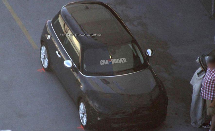 2014 Mini Cooper steering-wheel-mounted controls - Slide 38