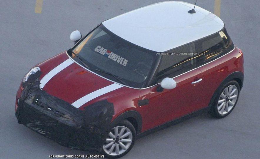 2014 Mini Cooper steering-wheel-mounted controls - Slide 41
